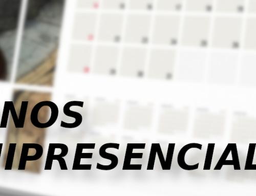 TURNOS DE SEMIPRESENCIALIDAD PARA SEGUNDO Y TERCER TRIMESTRES.